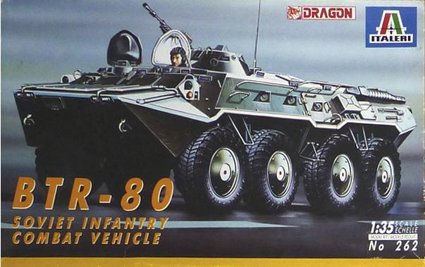 BTR-80 DRAGON 1/35 1538537_15053_BTR80_Italeri__5000_Ft